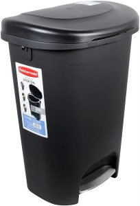 Use closed trash cans to dispose of garbage, not closed. Check price.