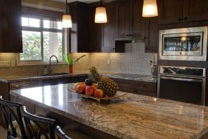 Kitchen areas need special attention.