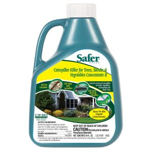 Safer Brand Caterpillar Killer II Concentrate - Get Rid of Lawn Caterpillars