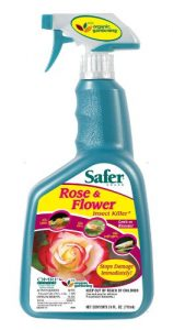 Safer Brand Rose & Flower Organic Insecticide