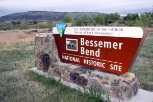Bessemer bend,wyoming